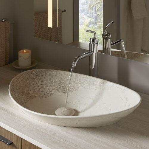 purchasing bathroom sinks