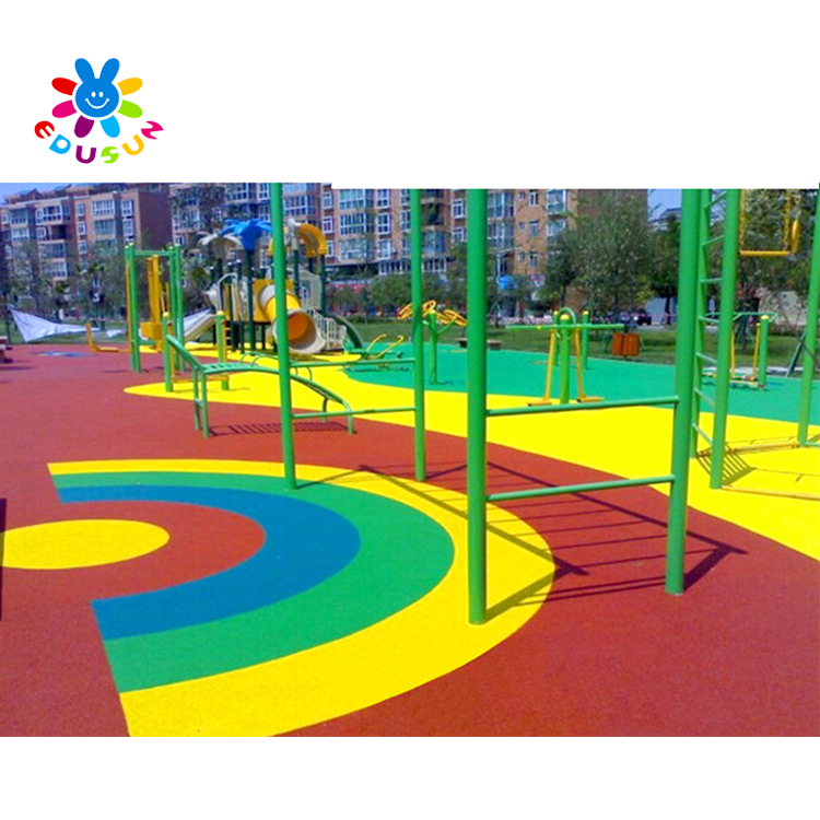 safe playground surface
